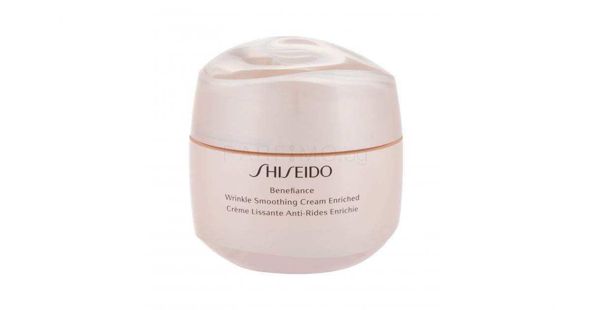 Shiseido Benefiance Wrinkle Smoothing Cream Enriched..
