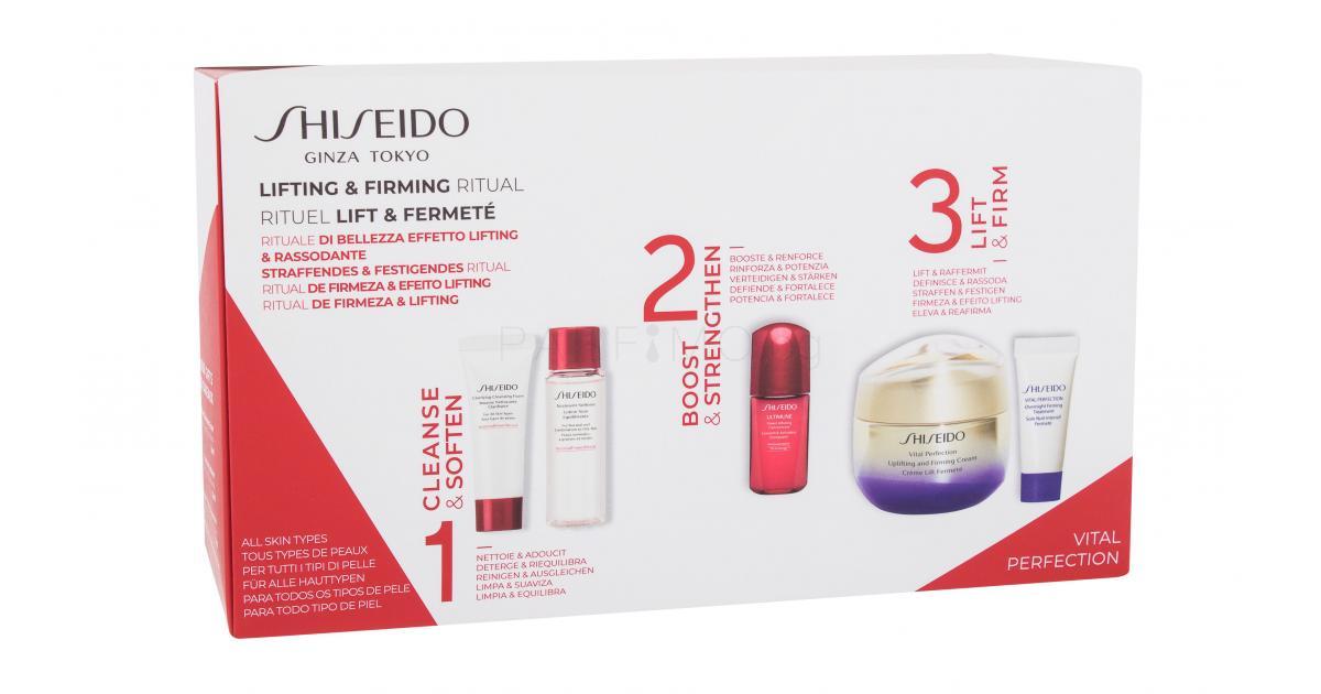 Shiseido Vital Perfection Uplifting and Firming Cream..