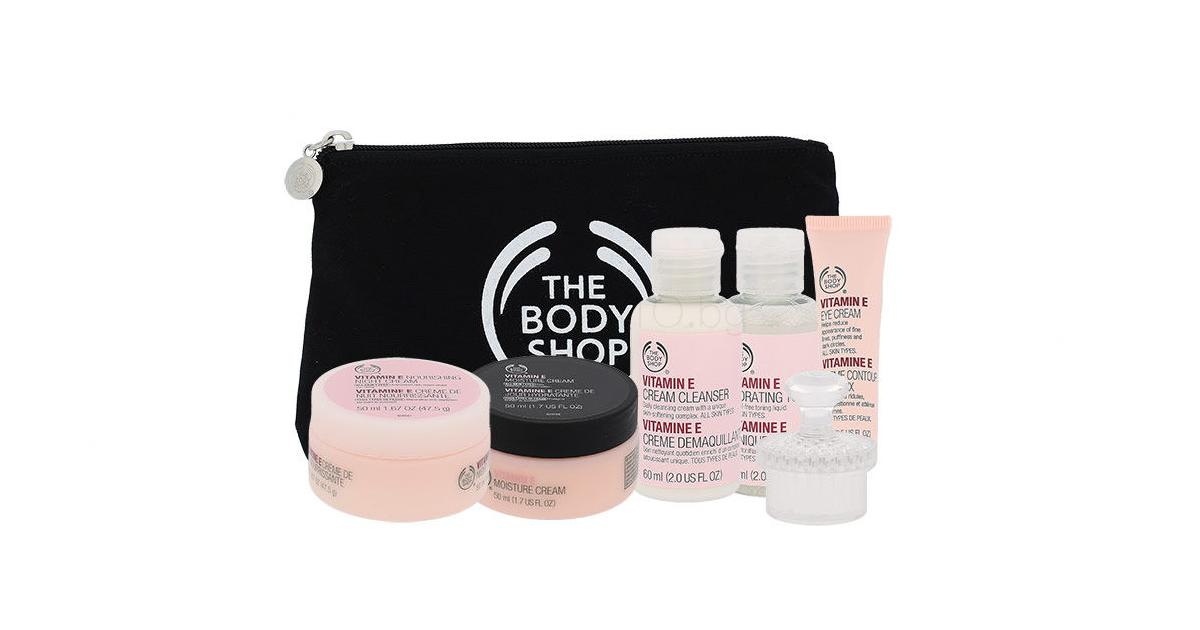 The Body Shop Vitamin E Подаръчен комплект за жени..