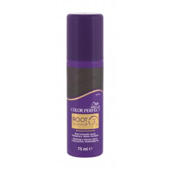 Wella Color Perfect Root Touch Up Боя за коса за жени 75 ml Нюанс Black