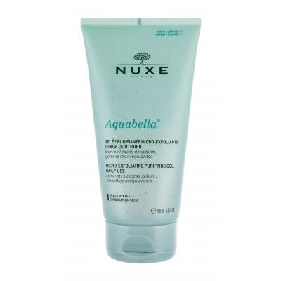NUXE Aquabella Micro Exfoliating Purifying Gel Почистващ гел за жени 150 ml