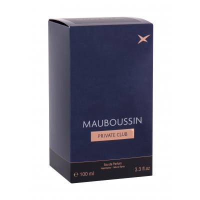 Mauboussin Private Club Eau de Parfum за мъже 100 ml