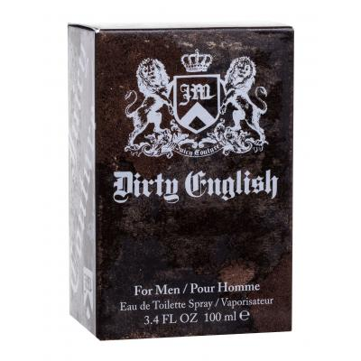Juicy Couture Dirty English For Men Eau de Toilette за мъже