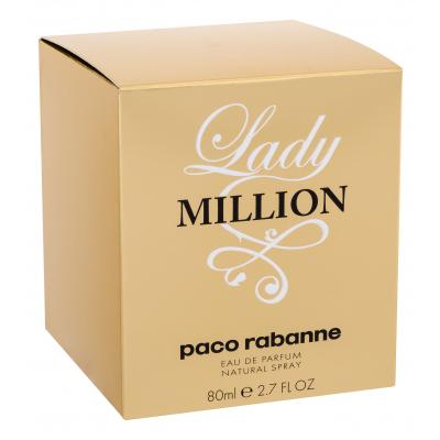 Paco Rabanne Lady Million Eau de Parfum за жени 80 ml