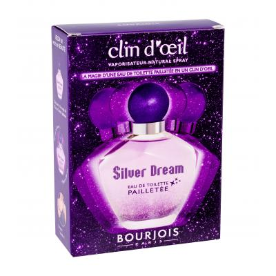 BOURJOIS Paris Clin d´Oeil Silver Dream Eau de Toilette за жени 75 ml