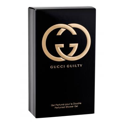 Gucci Gucci Guilty Душ гел за жени 200 ml