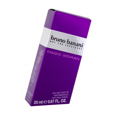 Bruno Banani Magic Woman Eau de Toilette за жени 20 ml