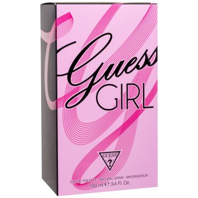 GUESS Girl Eau de Toilette за жени 100 ml