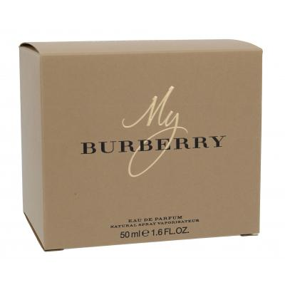 Burberry My Burberry Eau de Parfum за жени 50 ml
