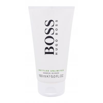 HUGO BOSS Boss Bottled Unlimited Душ гел за мъже 150 ml