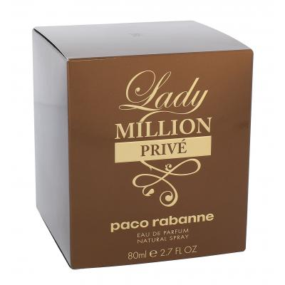 Paco Rabanne Lady Million Prive Eau de Parfum за жени 80 ml