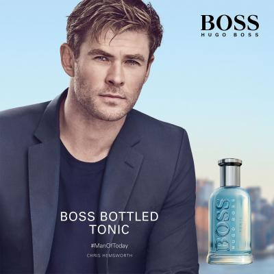 HUGO BOSS Boss Bottled Tonic Eau de Toilette за мъже 50 ml