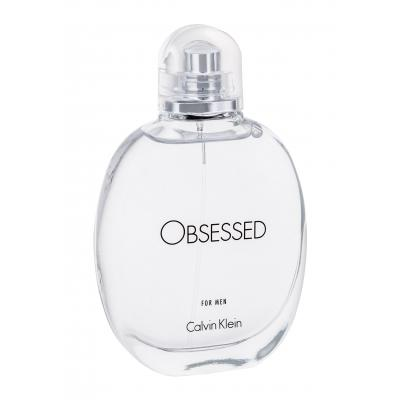 Calvin Klein Obsessed For Men Eau de Toilette за мъже 125 ml