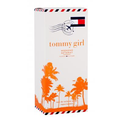 Tommy Hilfiger Tommy Girl Weekend Getaway Eau de Toilette за жени