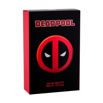 Marvel Deadpool Eau de Toilette за деца 100 ml