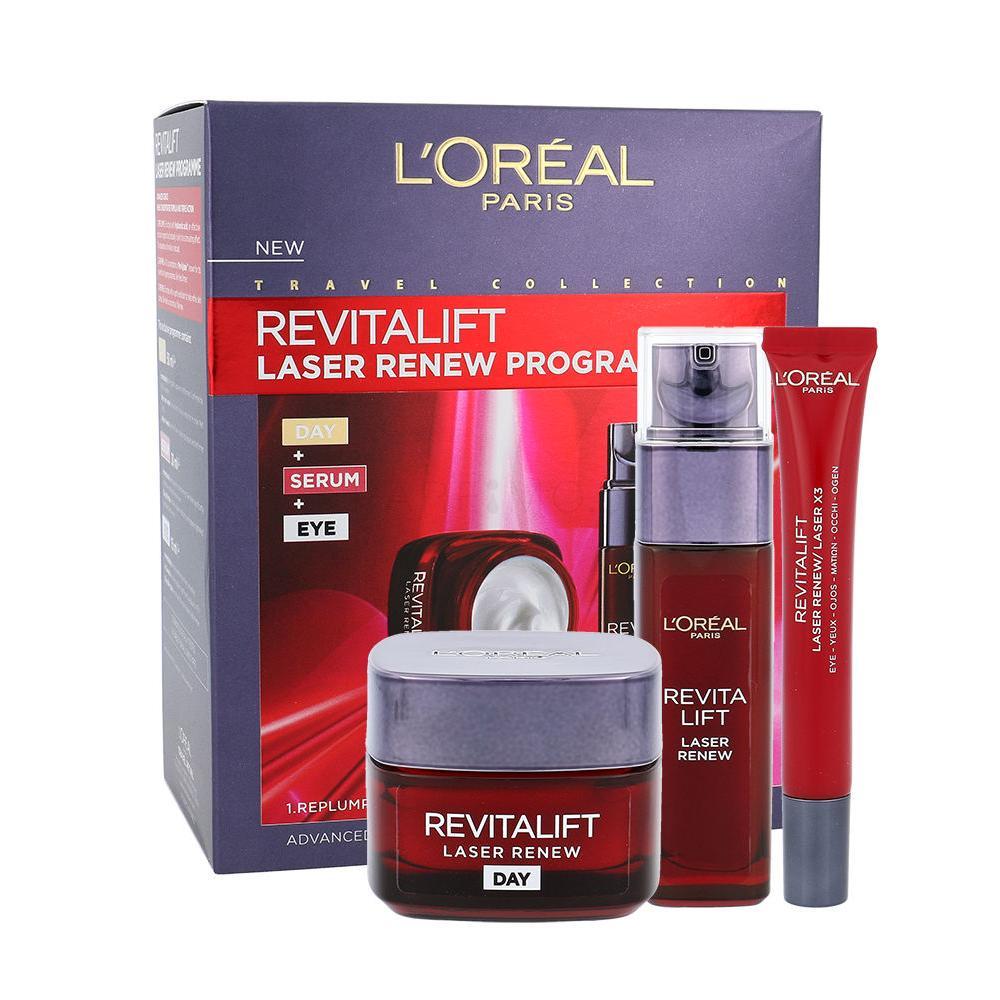 L´Oréal Paris Revitalift Laser Renew Подаръчен комплект за..