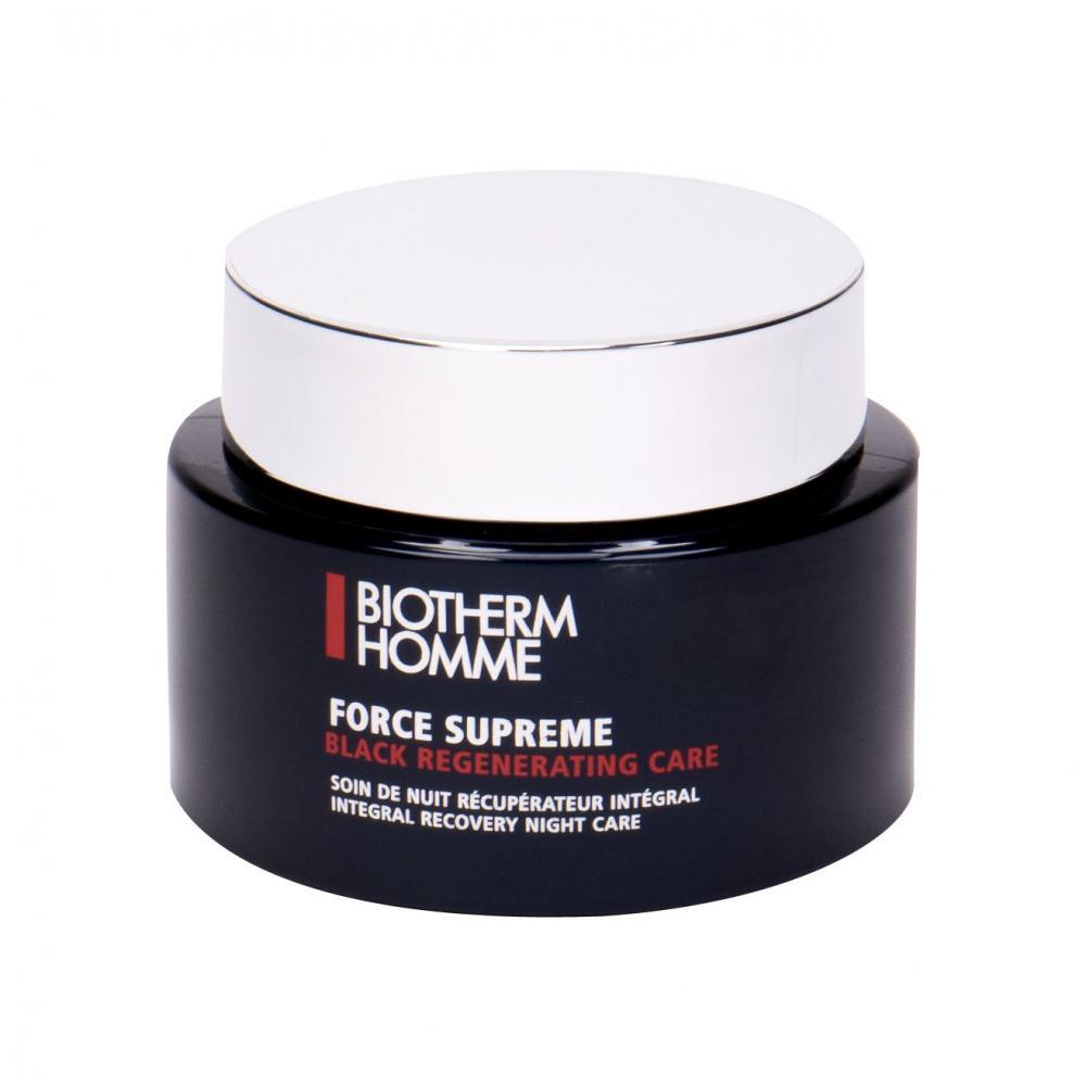 Biotherm Homme Force Supreme Black Regenerating Care Нощни..