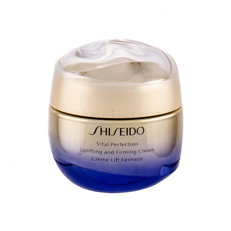 Shiseido Vital Perfection Uplifting and Firming Cream Дневен крем за лице за жени 50 ml