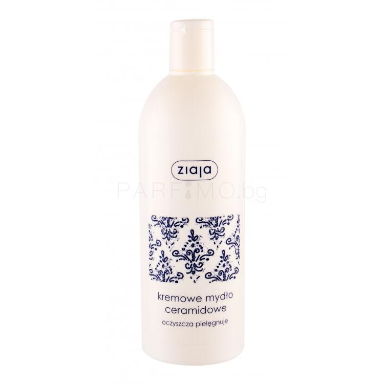 Ziaja Ceramide Creamy Shower Soap Душ гел за жени 500 ml