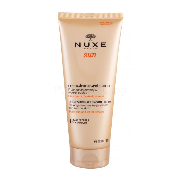NUXE Sun Refreshing After-Sun Продукт за след слънце за жени 200 ml