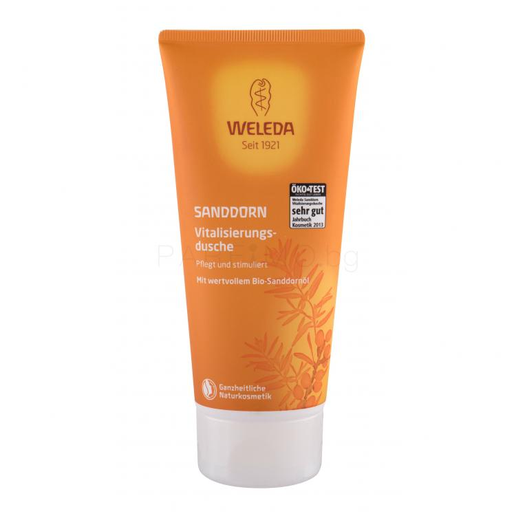 Weleda Sea Buckthorn Душ крем за жени 200 ml