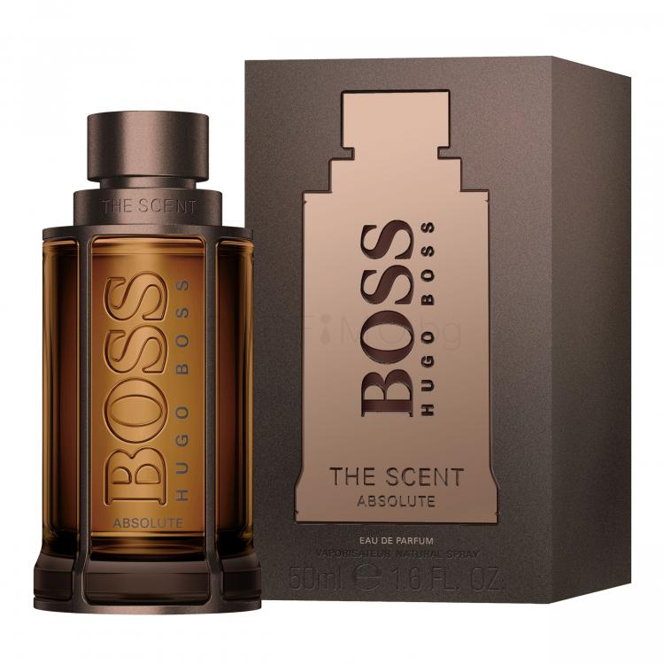 HUGO BOSS Boss The Scent Absolute Eau de Parfum за мъже 50 ml