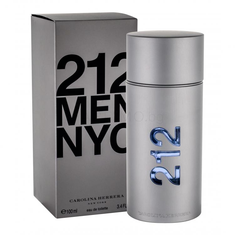 Carolina Herrera 212 NYC Men Eau de Toilette за мъже
