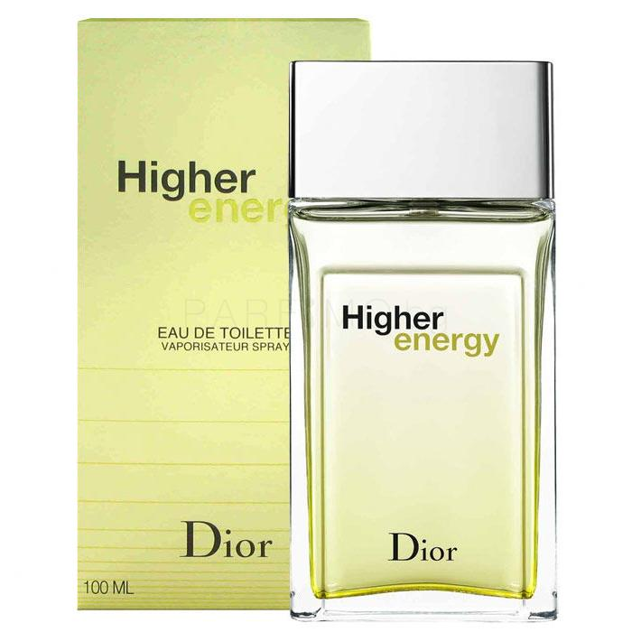 Christian Dior Higher Energy Eau de Toilette за мъже 100 ml ТЕСТЕР