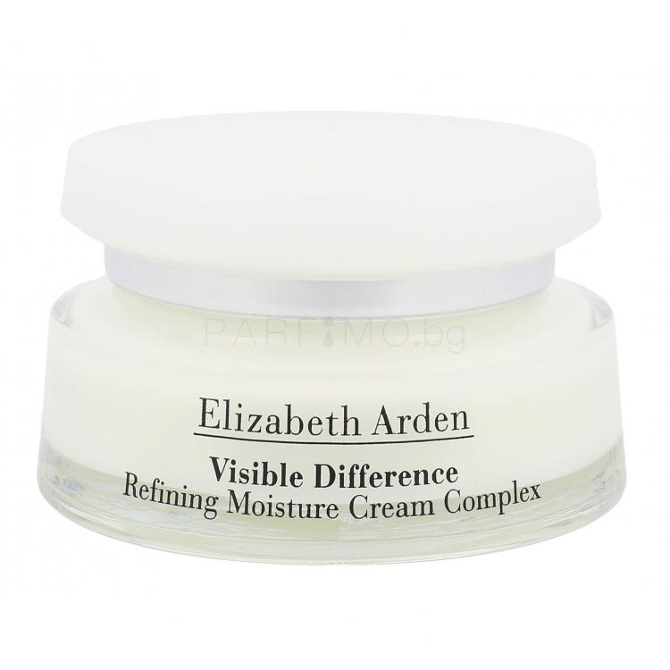 Elizabeth Arden Visible Difference Refining Moisture Cream Complex Дневен крем за лице за жени 75 ml