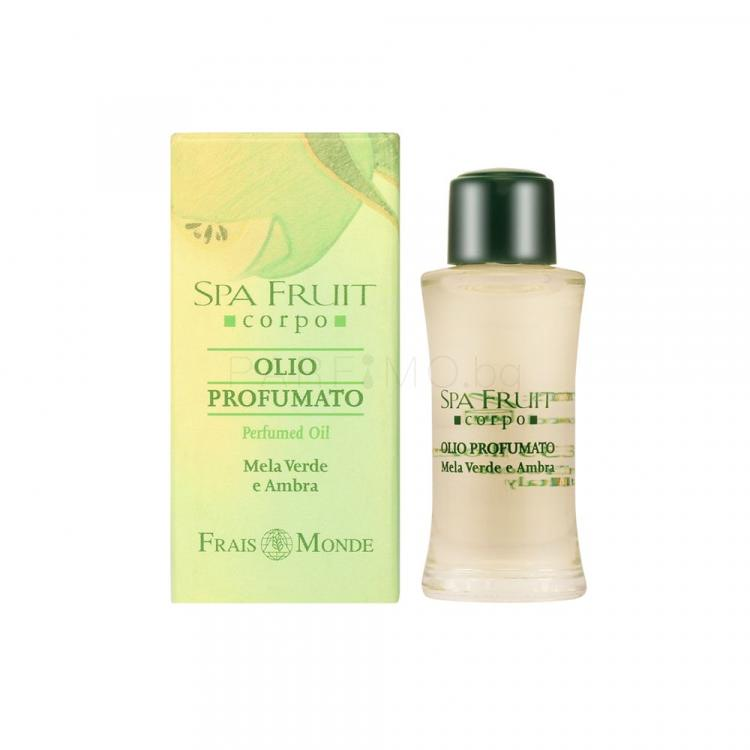 Frais Monde Spa Fruit Green Apple And Amber Парфюмни масла за жени
