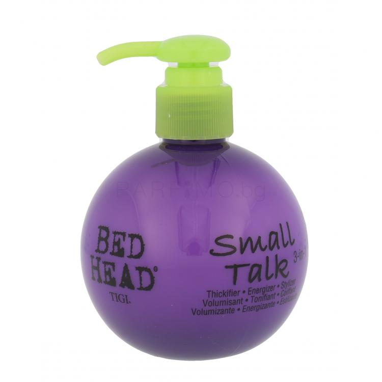 Tigi Bed Head Small Talk Обем на косата за жени 200 ml