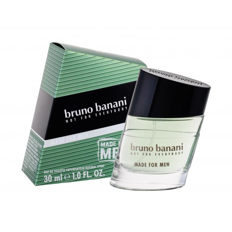Bruno Banani Made For Men Eau de Toilette за мъже