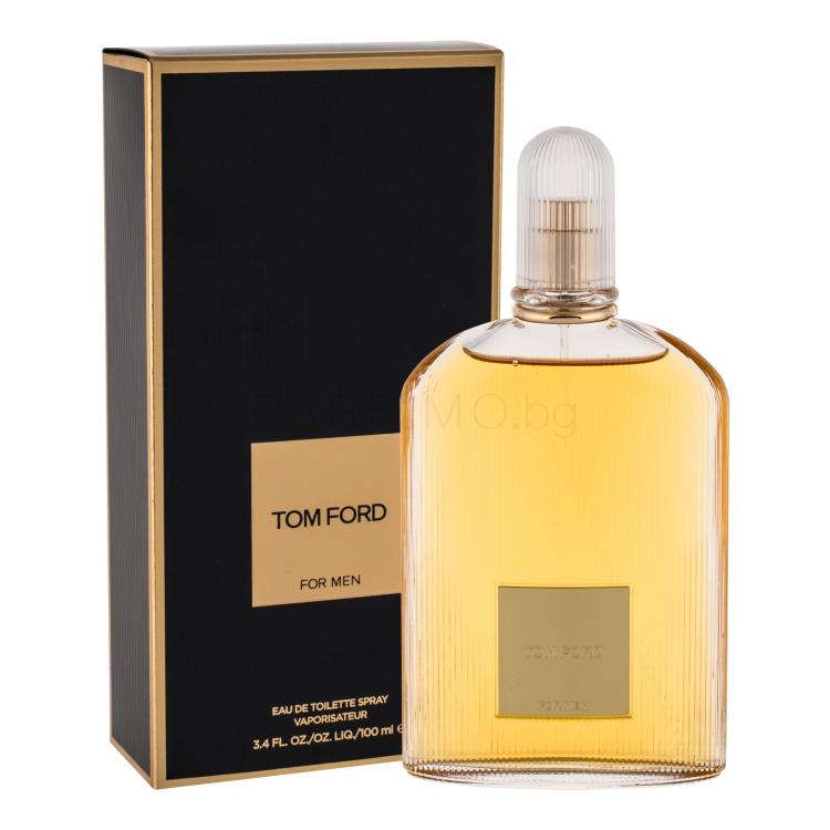 TOM FORD Tom Ford For Men Eau de Toilette за мъже 100 ml