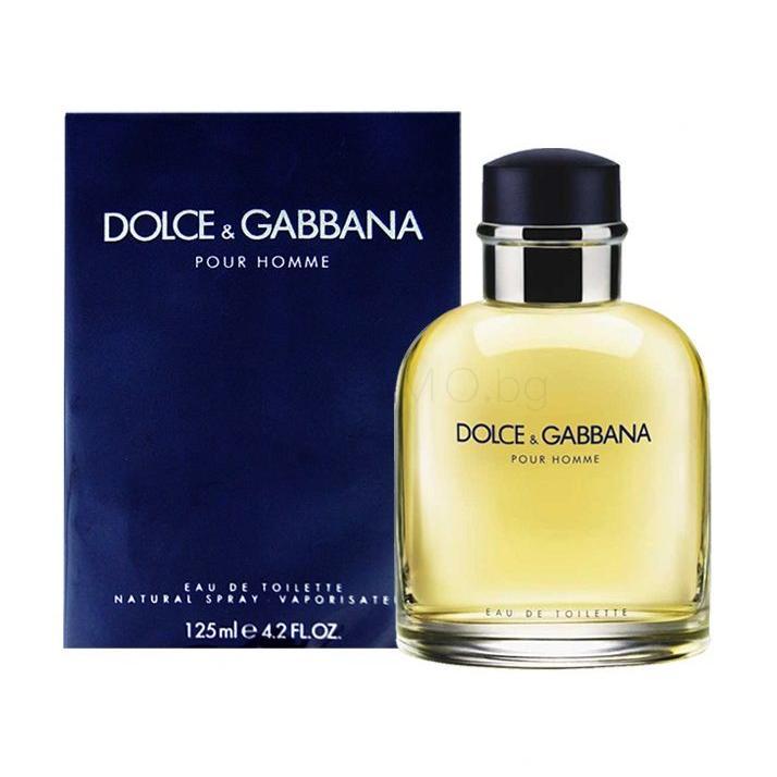 Dolce&Gabbana Pour Homme Eau de Toilette за мъже 40 ml ...