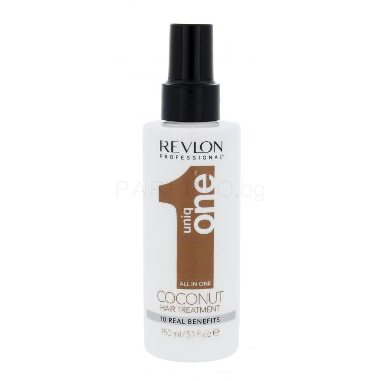 Revlon Professional Uniq One Coconut Маска за коса за жени 150 ml