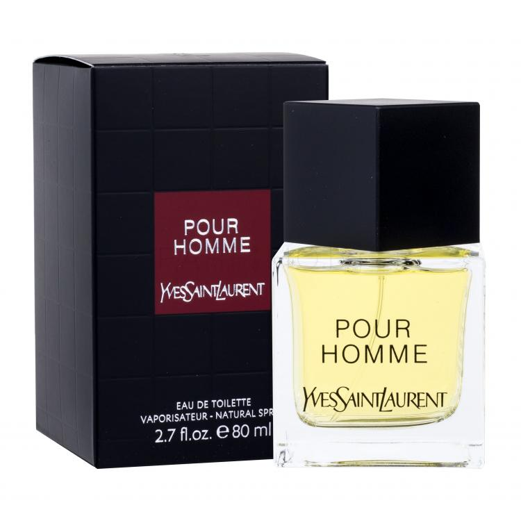 Yves Saint Laurent La Collection Pour Homme Eau de Toilette за мъже