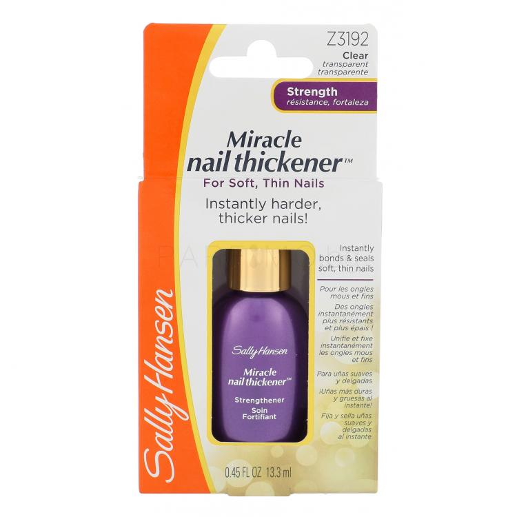 Sally Hansen Miracle Nail Thickener Лакове за нокти за жени