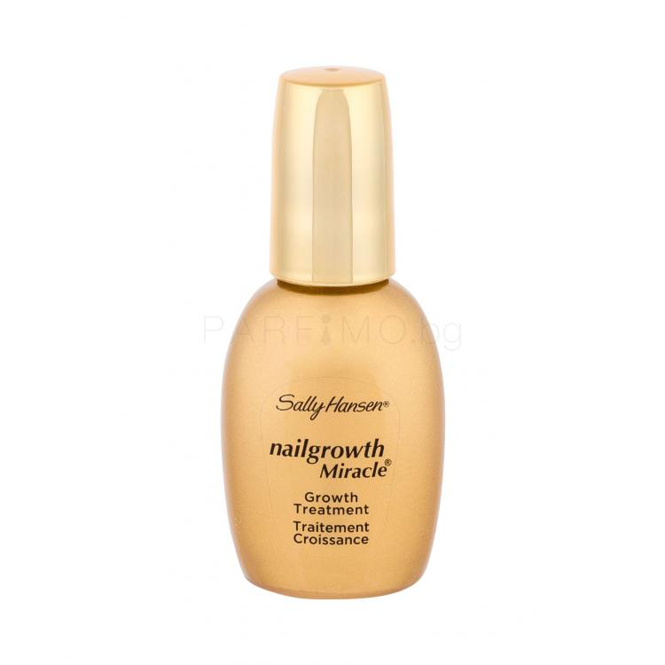 Sally Hansen Nailgrowth Miracle Грижа за ноктите за жени