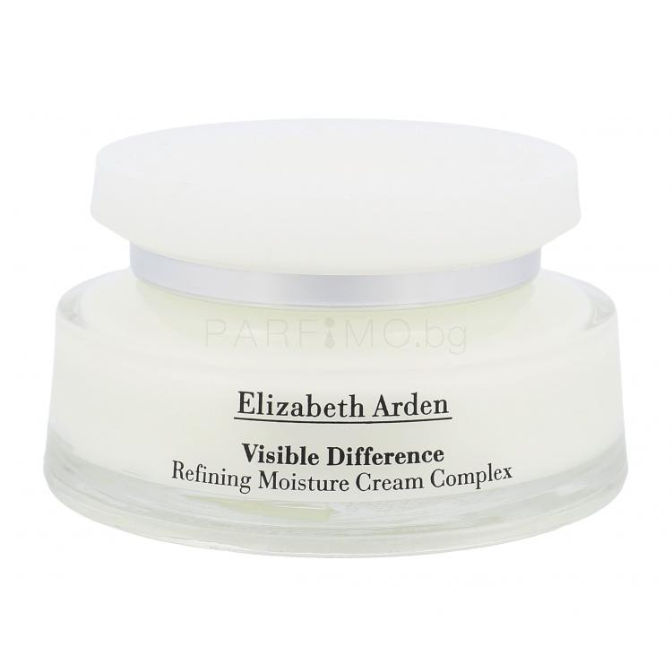 Elizabeth Arden Visible Difference Refining Moisture Cream Complex Дневни кремове за лице за жени