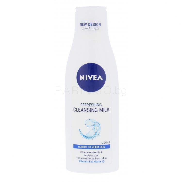 Nivea Refreshing Тоалетни млека за жени