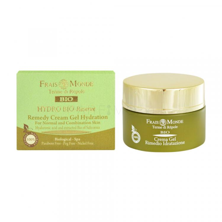 Frais Monde Hydro Bio Reserve Remedy Cream Gel  Hydration Дневни кремове за лице за жени