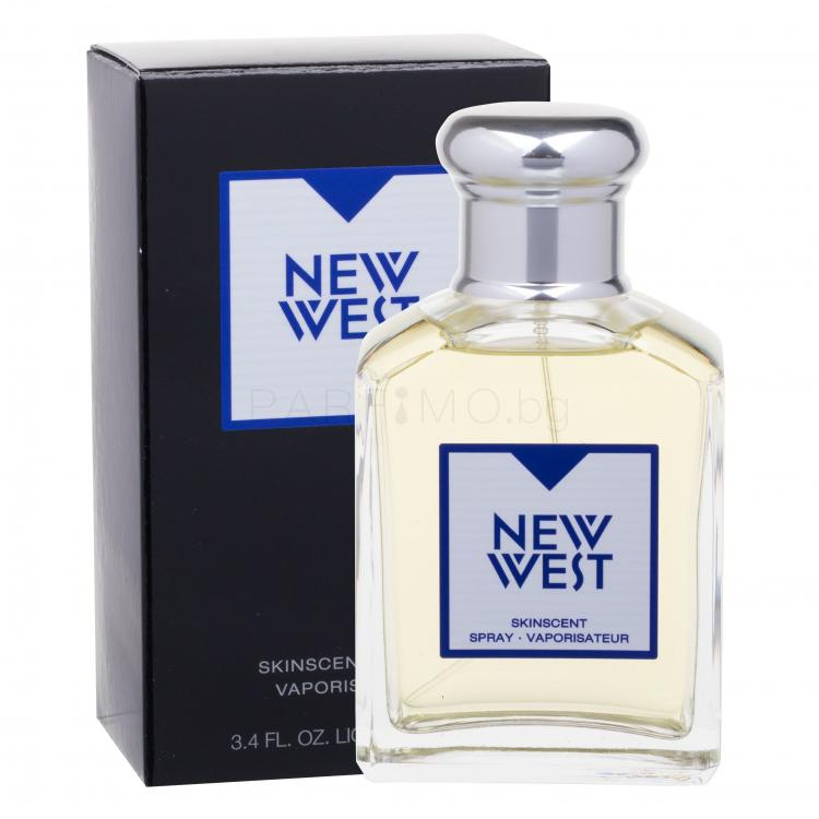 Aramis New West Eau de Toilette за мъже 100 ml