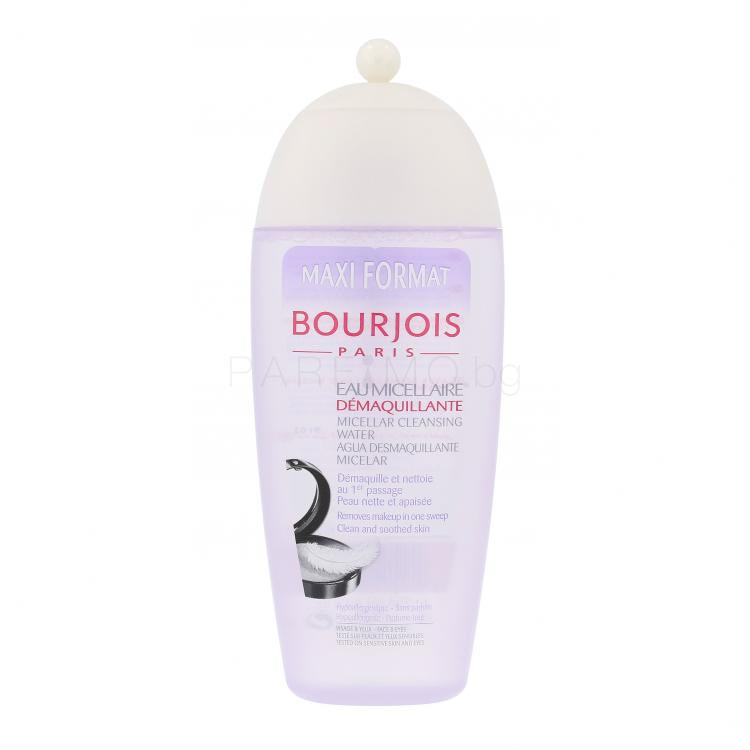BOURJOIS Paris Micellar Cleansing Water Мицеларни води за жени