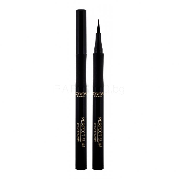 L´Oréal Paris Super Liner Perfect Slim Очна линия за жени 6 ml Нюанс Intense Black