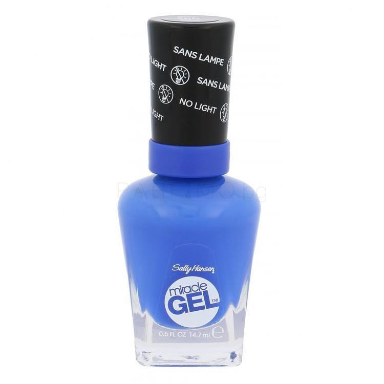 Sally Hansen Miracle Gel STEP1 Лак за нокти за жени 14,7 ml Нюанс 360 Tidal Wave