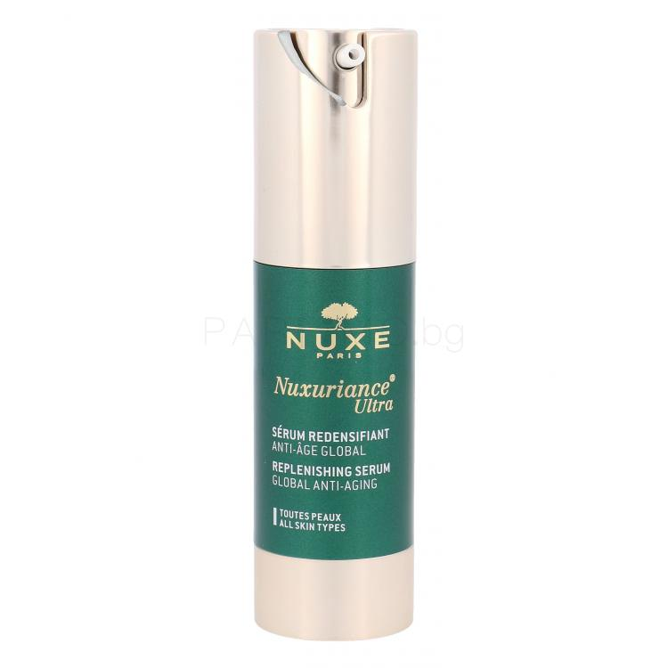 NUXE Nuxuriance Ultra Replenishing Serum Серум за лице за жени 30 ml ТЕСТЕР