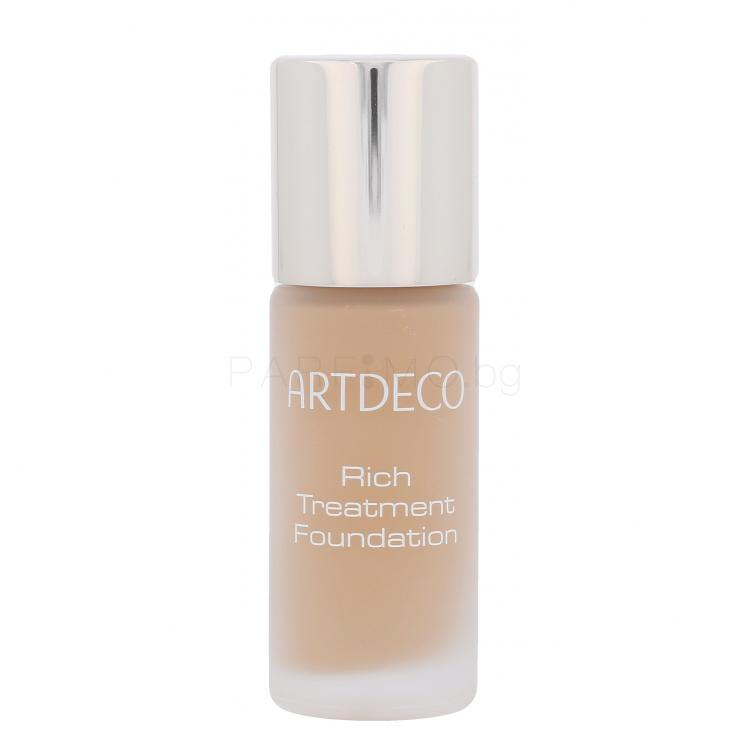 Artdeco Rich Treatment Грим за жени 20 ml Нюанс 17 Creamy Honey