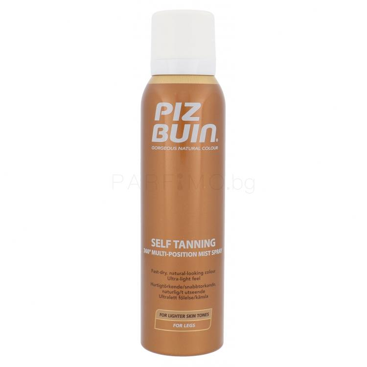 PIZ BUIN Self Tanning Автобронзант за жени 125 ml