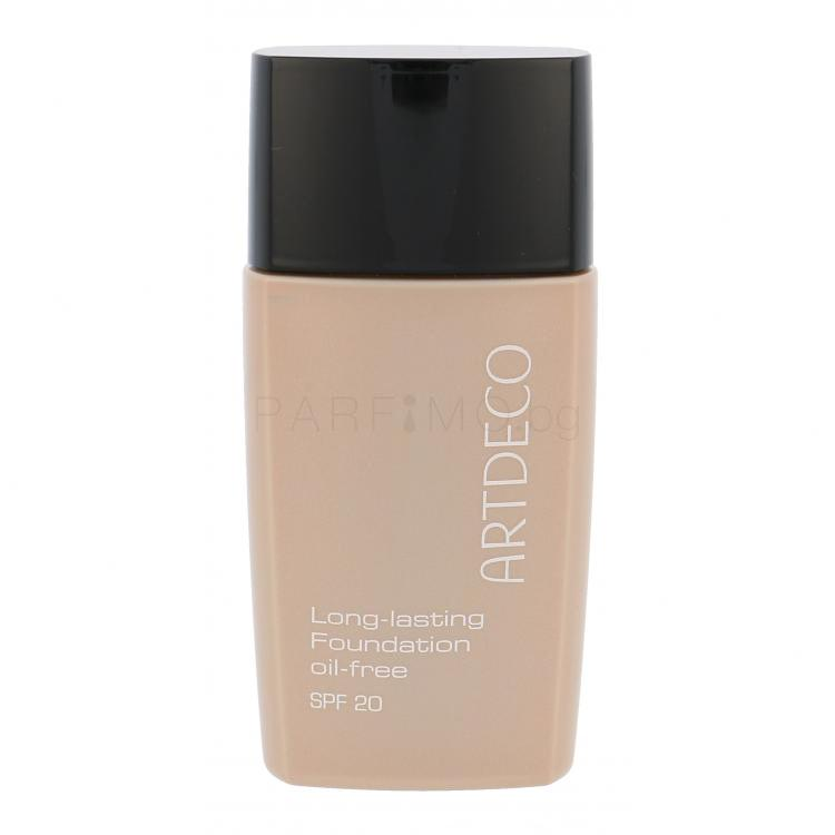 Artdeco Long Lasting Foundation Oil-Free Грим за жени 30 ml Нюанс 10 Rosy Tan