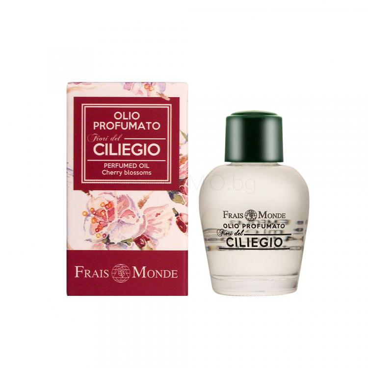 Frais Monde Cherry Blossoms Парфюмно масло за жени 12 ml